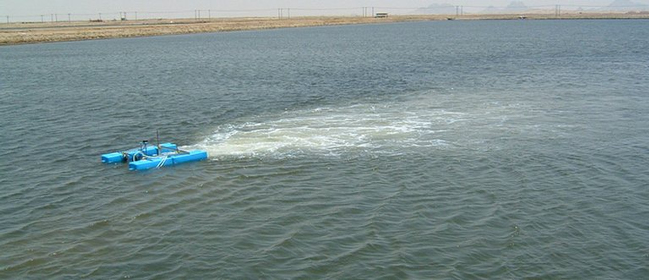 AirStream Jet Aeration circulator water bay marina channel canal pond lake