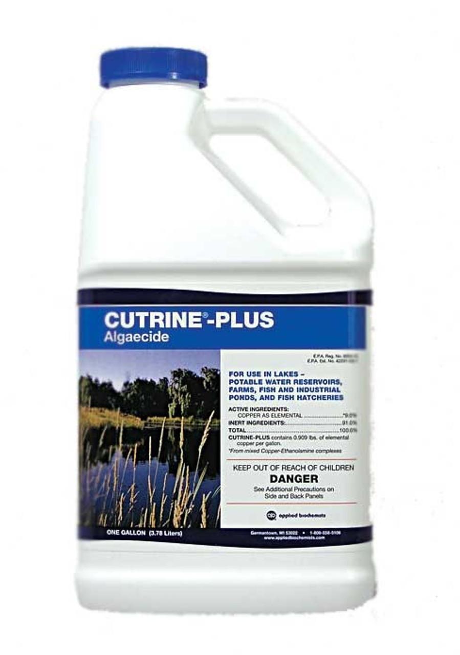 Cutrine Plus Algeacide algicide