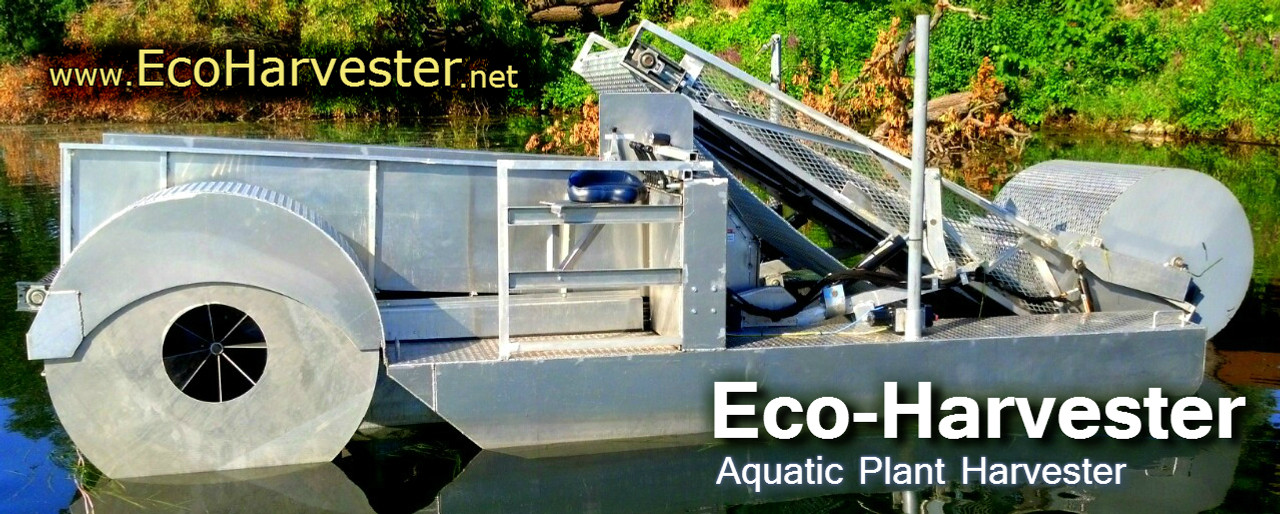 Lake Weed Harvester for sale