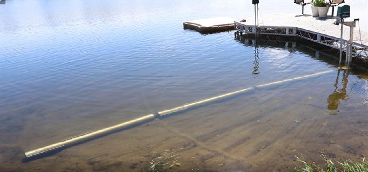 Lake Groomer | Lake Weed Roller
