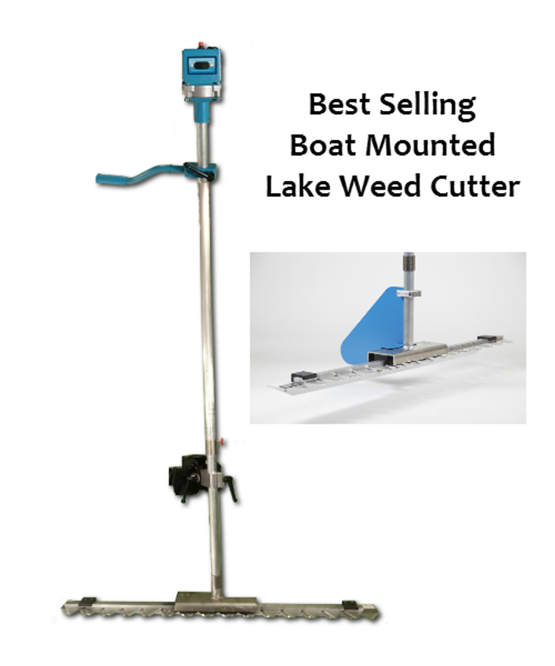 Aquatic Mower Lake Weed Cutter