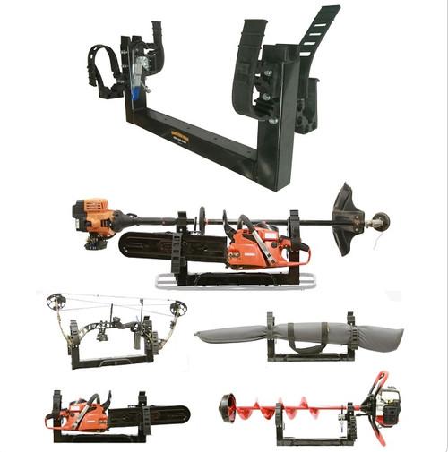 All season tool carrier for atv utv snowmobile amazon