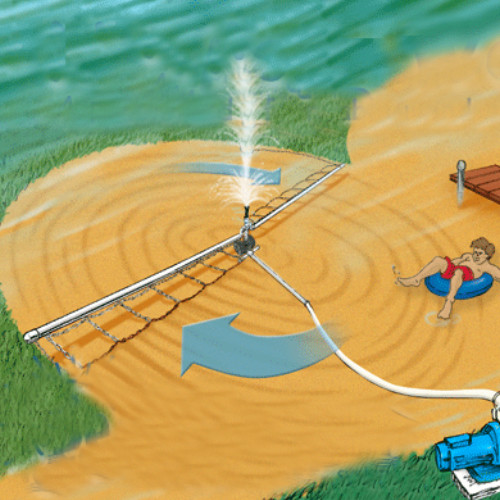 Beach Groomer | Aquatic Weed Control | Deluxe Package
