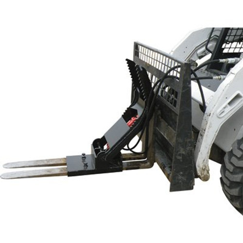 Skid Steer Fork Grapple It for Skid Steer Forks Attachments without bucket
