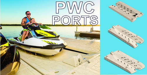 Floating Jet Ski Ports PWC Lifts | Wave Armor
