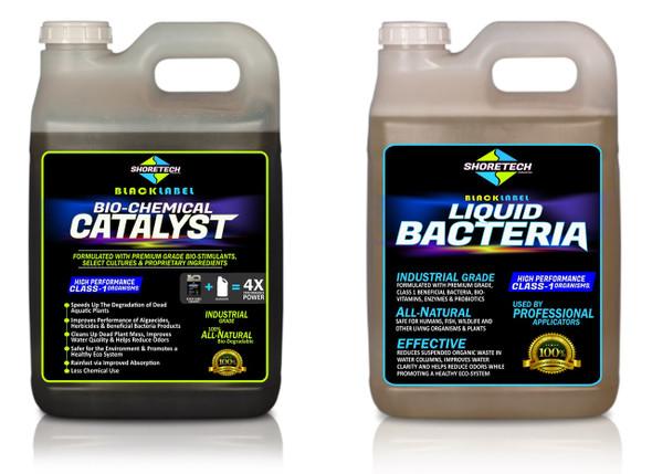 Bio Catalyst + Liquid Bacteria | Black Label Bac-Pac
