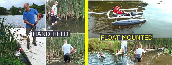 Aquatic Vegetation Groomer | Cattail Cutter