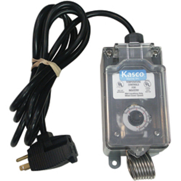 Kasco Marine c-10 thermostat control