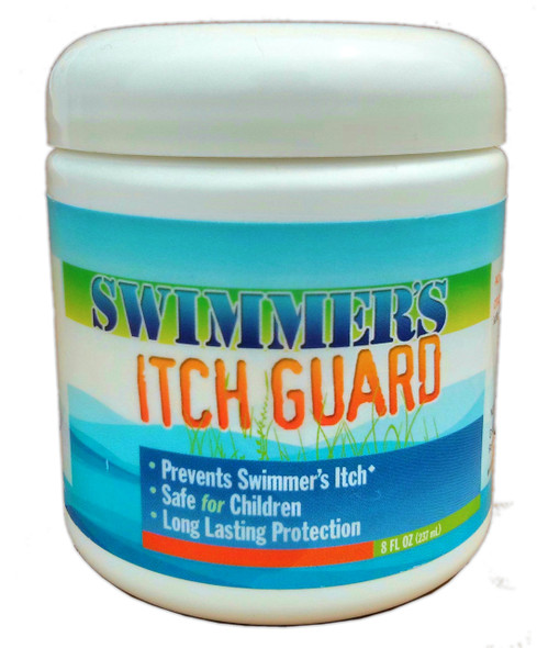 Swimmer's Itch Guard protection repellant chiggers itch weed cream