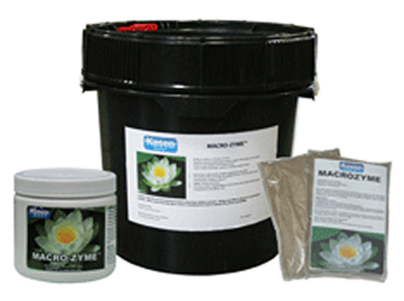 Lake and Pond Bacteria - Macro-zyme - Removes muck - Get rid of sediment and maintain clean beach shoreline