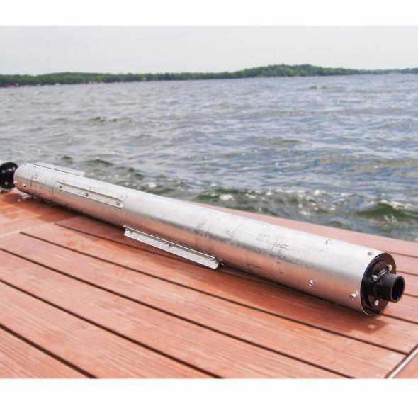 (x3) Lake Groomer Roller Assemblies
