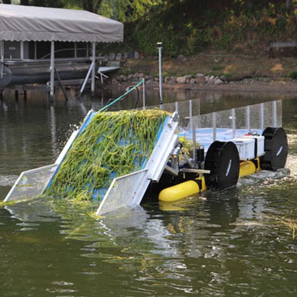 WaterGator | Remote Controlled Aquatic Harvester