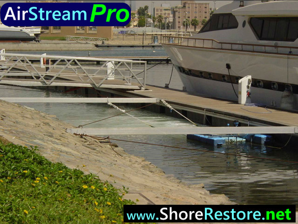 AirStream Pro | Jet Aeration | Lake & Pond Aerator