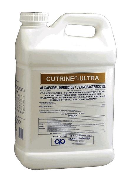 Cutrine Ultra Liquid Algaecide