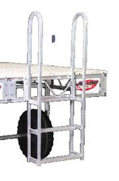 Lund 3-step dock ladder