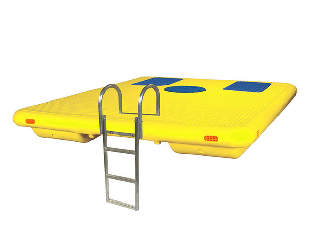 Otter Island Swim Raft
