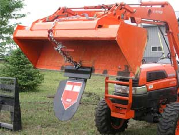 Paumco Quick Spade Combo Bucket For mount attachment