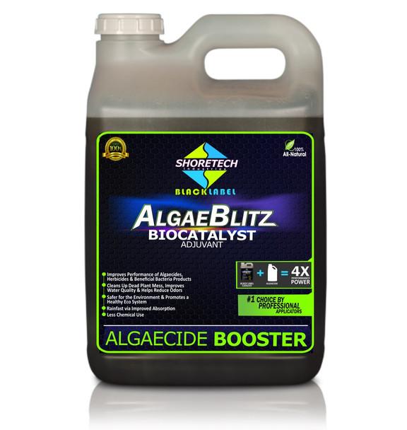 Algae-Blitz Biocatalyst Adjuvant Algicide Booster Product