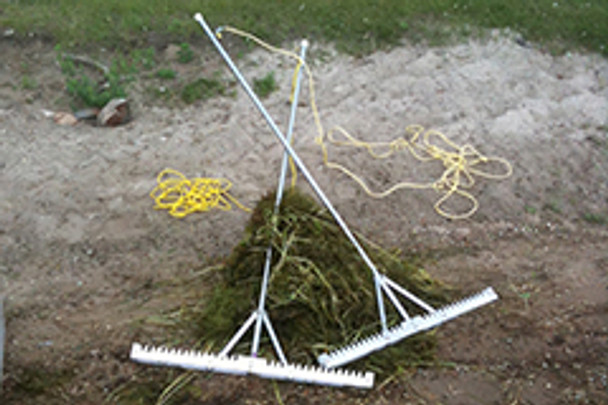 t-weeder lake weed cutter puller
