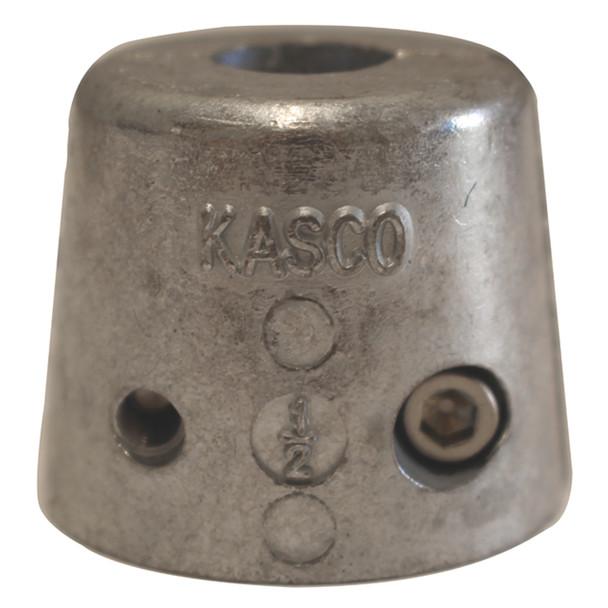 Zinc Anode 1/2hp deicer 3/4 hp  1 horsepower kasco marine de icer