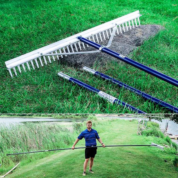 Long Reach Lake Rake