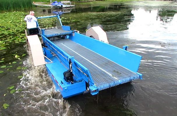 Eco-Cutter | Aquatic Weed Harvester