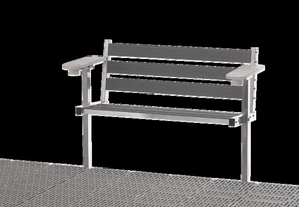 Dock Bench for JB Lund Docks