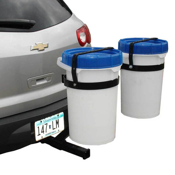 Bucket Lock'r on Vehicle