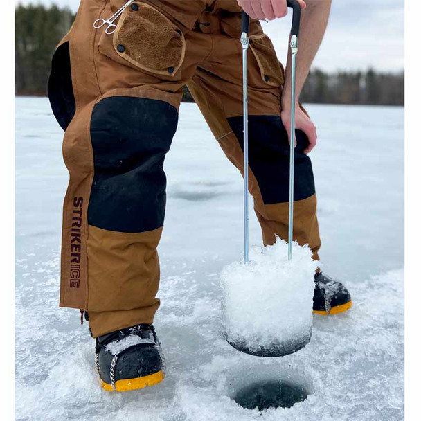 One Shot Ice Skimmer Pro Ice Fishing Scoop