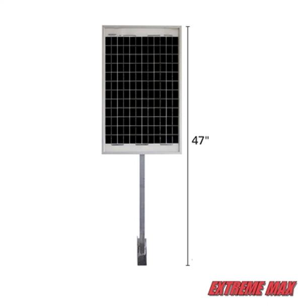 Solar Battery Charging System - 24V