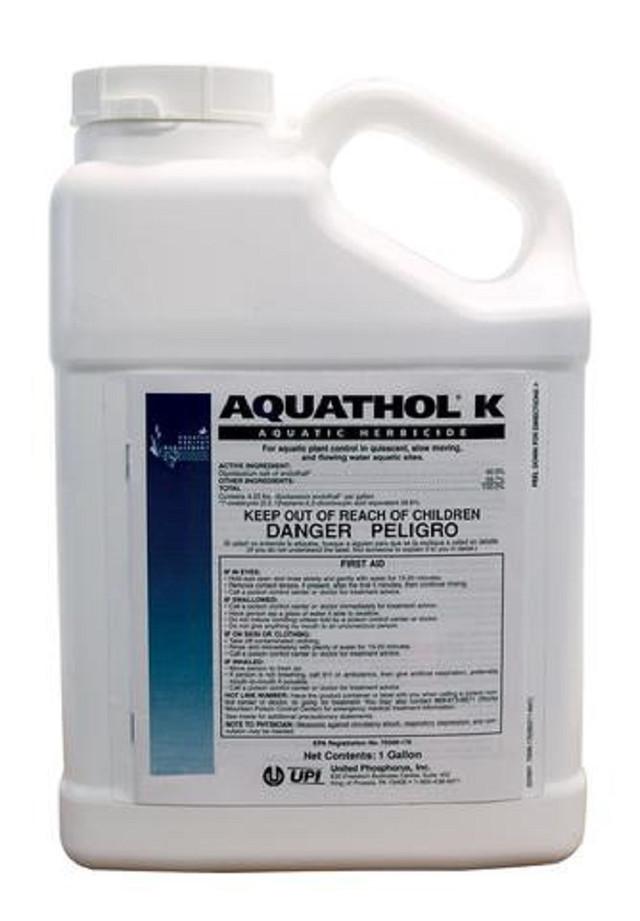 Aquathol K Liquid Herbicide