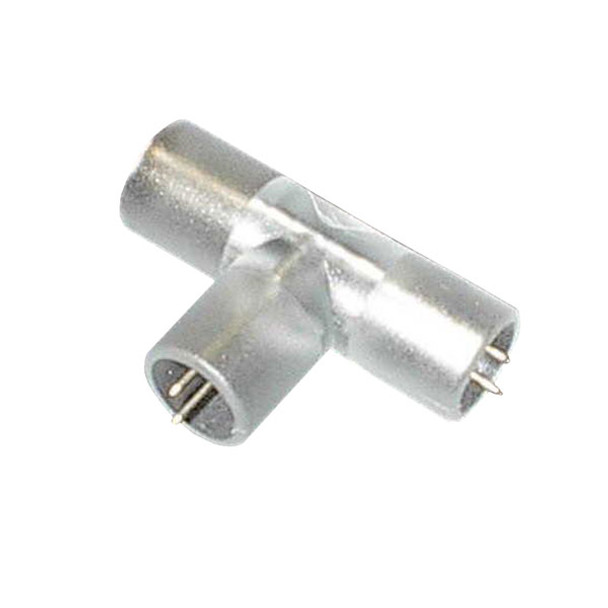 "2 WIRE 3/8"" PVC T CONNECTOR"