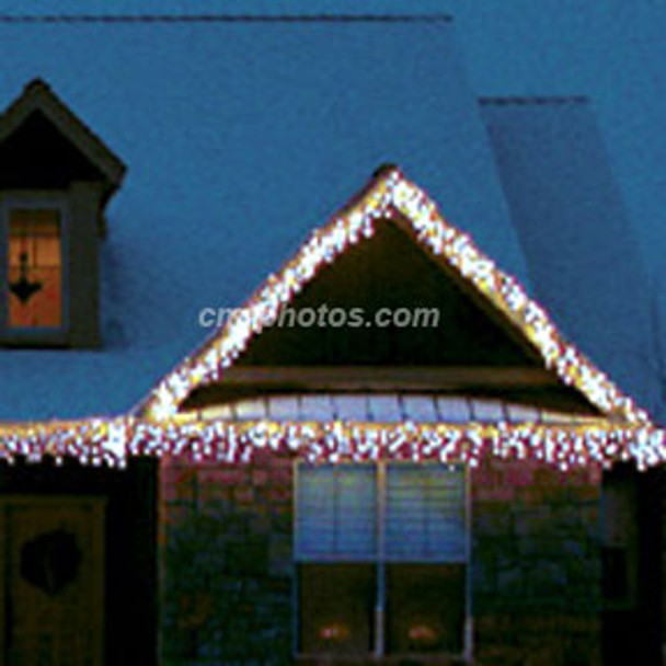 70 M5 ICE WHITE LED ICICLE SET - Each