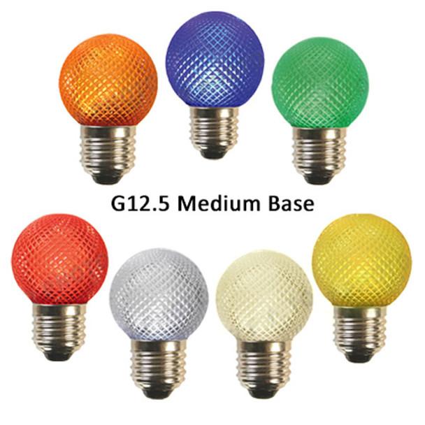 G12.5 Medium Base Color Options