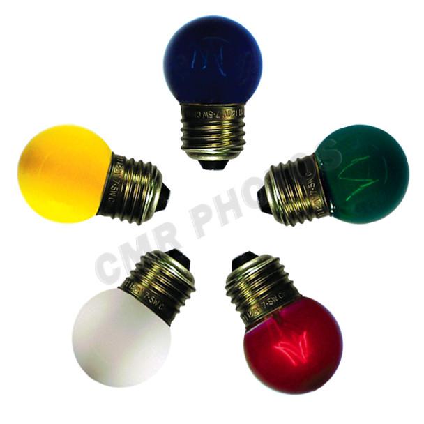 7.5 watt S11 Ceramic Color Options
