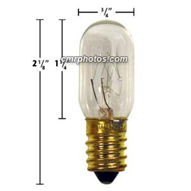 240v T5.5 Cabochon Turbo Replacement Midway Brand Bulbs - PACK(50 bulbs) - 203BT55240V10W