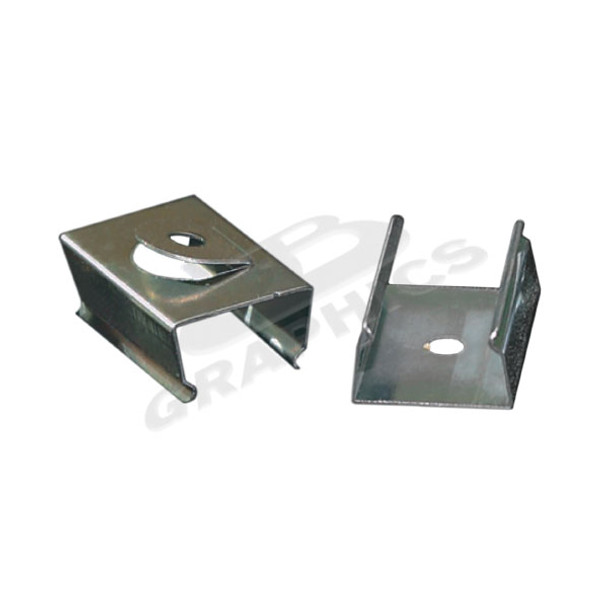 Mounting Brackets for LED Block Bars - 12 per bag - 227BAR-BKT