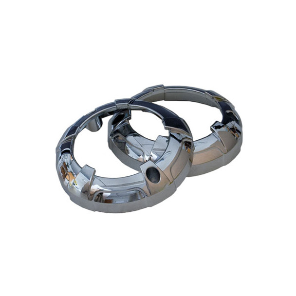 Camaleon Chrome Rings