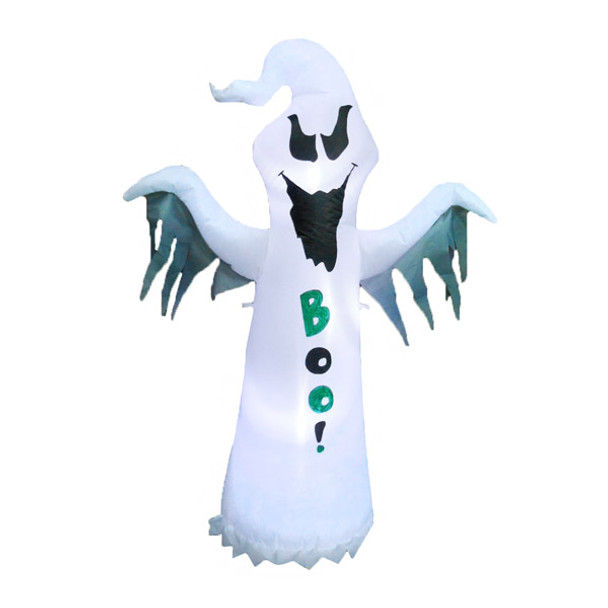 4ft Inflatable Scary Ghost