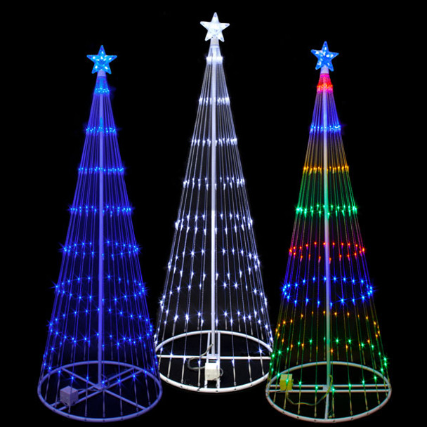 12 FOOT 3D LED SHOWMOTION TREE  - 100SHTREE12
