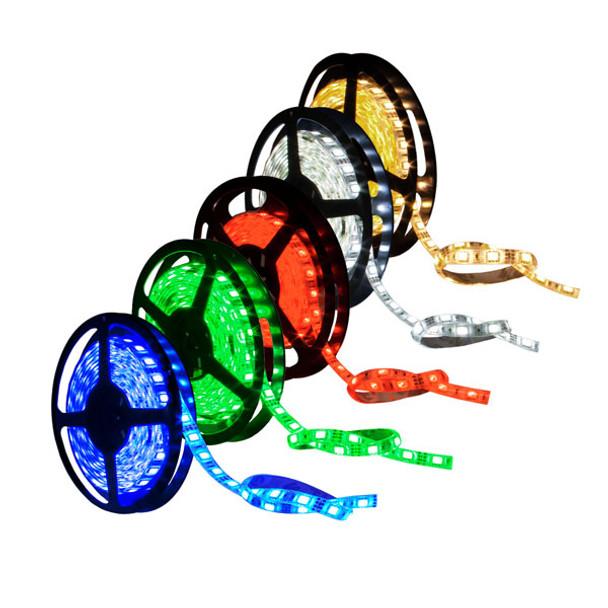 SMD LED Flex Strip Color Options