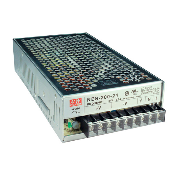 24v 200w Meanwell Power Supply