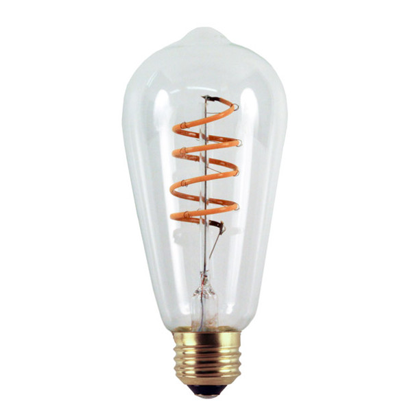 ST64 Vintage Edison Bulb