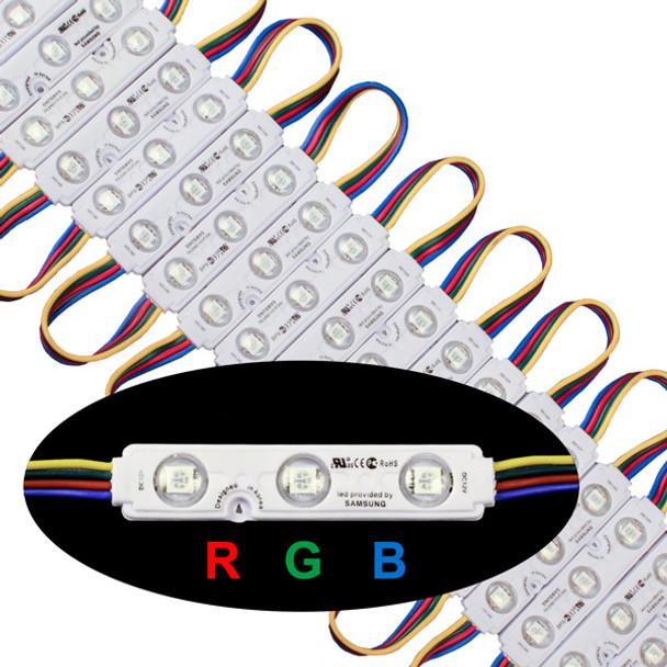 SMD LED RGB SIGN MODULES - 20 Modules per roll - 227ALSMD3/RGB