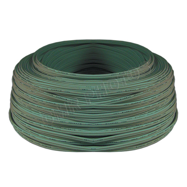 SPT2 10amp 1000ft roll bulk Wire Green