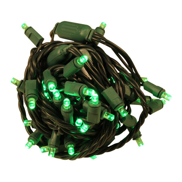 Speedy Decorator Series - Ball Wrapped Wide Angle LED String -50L