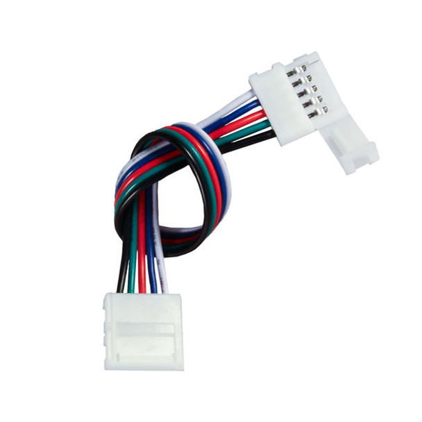 RGBW Male/Female Extension cord for RGBW Flexible Lighting Strip