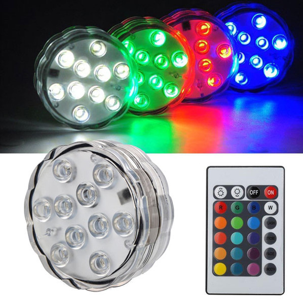 LED RGB Submersible Light