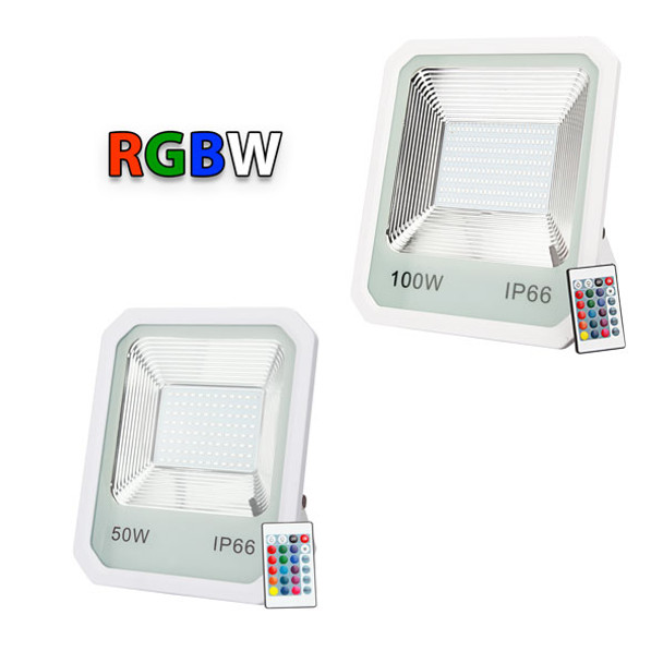 RGB LED SMD Flood Light - 227FLOODRGB