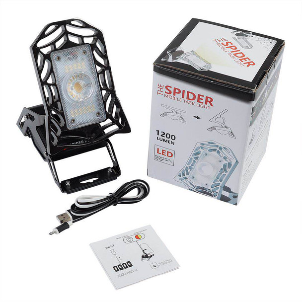 Rechargeable Spider Work Light
